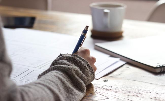 أفكار الباحث في كتابة البحث العلمي