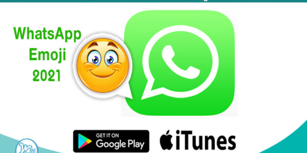 واتساب ايموجي الجديد WhatsApp 2021 للاندرويد و للايفون